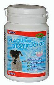 Le Plaque Destructor est un produit parfait pour procéder au détartrage du chien sans anesthésie