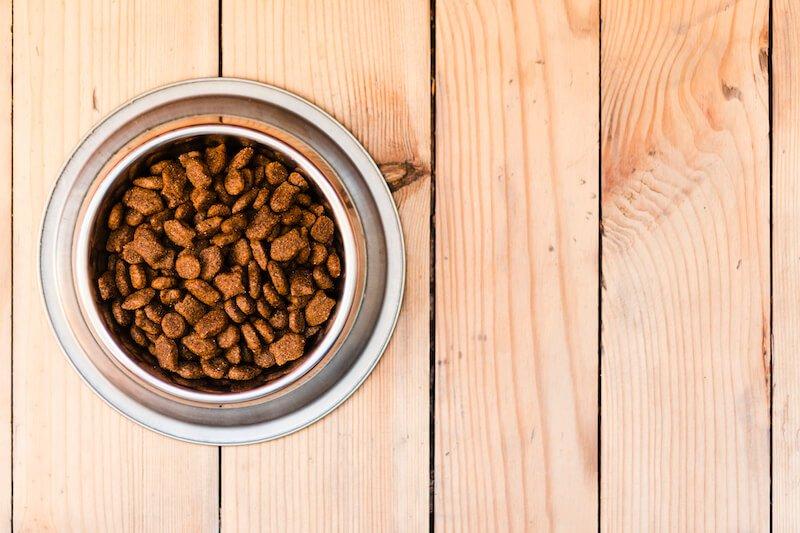 Une alimentation adaptée à ses Besoins Biologiques et Naturels aidera un chien à soigner sa cystite