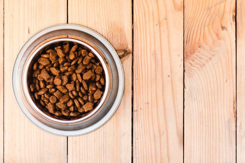 Mieux que les huiles essentielles contre la mauvaise haleine du chien, privilégiez une solution par l'alimentation